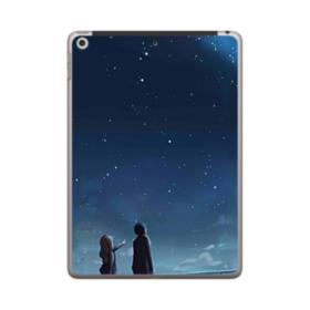 Starry Night iPad 9.7 (2018) Clear Case