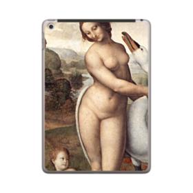 Leda and the Swan iPad 9.7 (2018) Clear Case