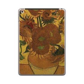 Sunflowers iPad 9.7 (2018) Clear Case