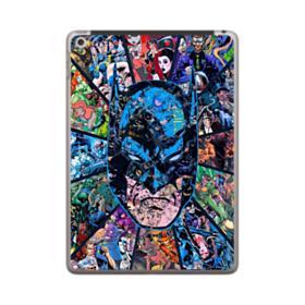 Batman Collage iPad 9.7 (2018) Clear Case