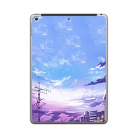 Landscape Animation Art iPad 9.7 (2018) Clear Case
