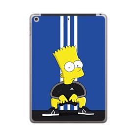 Simpson Bart X Adidas iPad 9.7 (2018) Clear Case