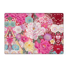 Sakura Vintage iPad 9.7 (2018) Folio Case