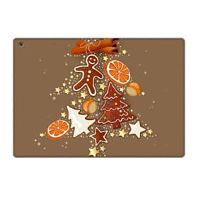 Gingerbread  Christmas Tree iPad 9.7 (2018) Folio Case
