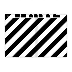 White Expansion iPad 9.7 (2018) Folio Case