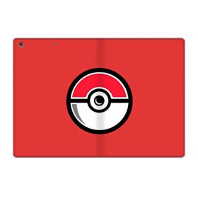 Digital Pokeball iPad 9.7 (2018) Folio Case