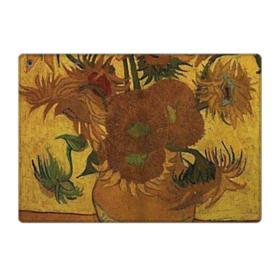Sunflowers iPad 9.7 (2018) Folio Case
