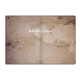 Balenciaga Grunge Style iPad 9.7 (2018) Folio Case