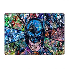 Batman Collage iPad 9.7 (2018) Folio Case