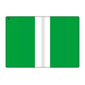 Flag of Nigeria iPad 9.7 (2018) Folio Case