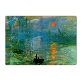 Impression Sunrise Claude Monet iPad 9.7 (2018) Folio Case