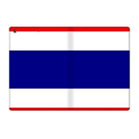 Flag of Thailand iPad 9.7 (2018) Folio Case