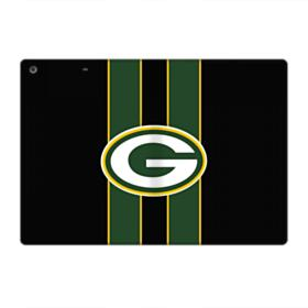 Green Bay Packers Vertical Stripes iPad 9.7 (2018) Folio Case