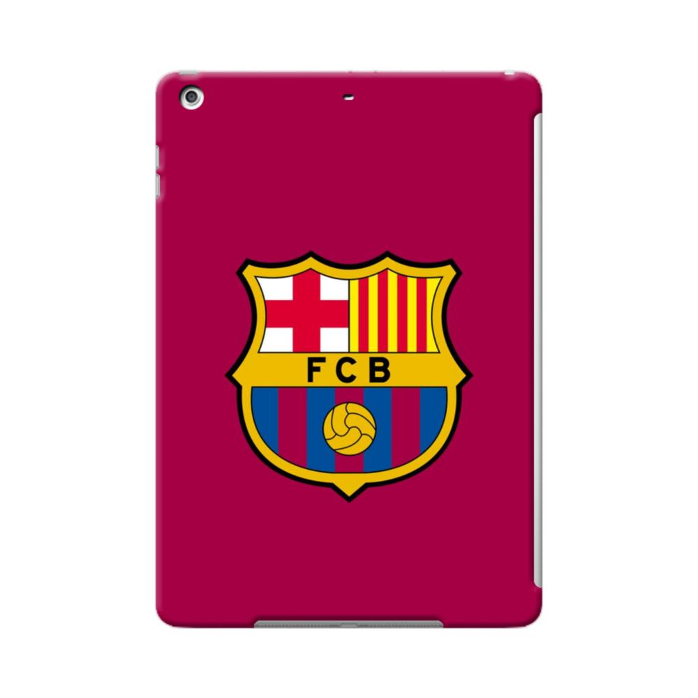 fc barcelona logo wine red ipad air case caseformula