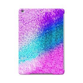 Rainbow Glitter iPad Air Case