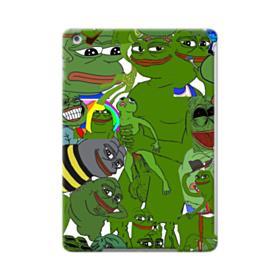 Rare pepe the frog seamless iPad Air Case