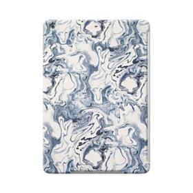 Deep Blue Fluid iPad Air Case