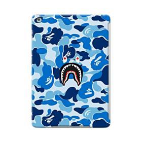 Bape Shark Blue Camo iPad Air Case
