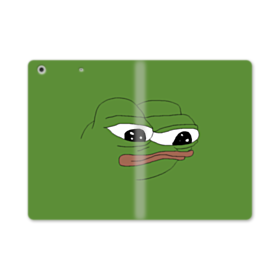 Sad Pepe frog iPad Air (2019) Folio Case