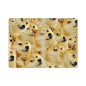 Doge meme seamless iPad Air (2019) Folio Case