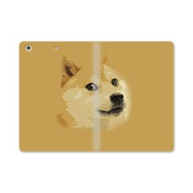 Doge meme iPad Air (2019) Folio Case