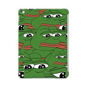 Sad Pepe frog seamless iPad Air 2 Case