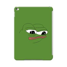 Sad Pepe frog iPad Air 2 Case