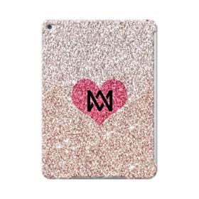 Heart Gold Glitter iPad Air 2 Case