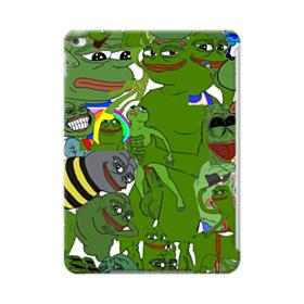 Rare pepe the frog seamless iPad Air 2 Case