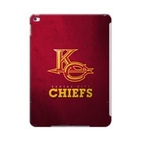 Kansas City Chiefs Logo Grunge iPad Air 2 Case