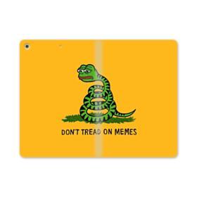 Pepe the frog don't tread on memes iPad mini (2019) Folio Case
