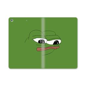 Sad Pepe frog iPad mini (2019) Folio Case