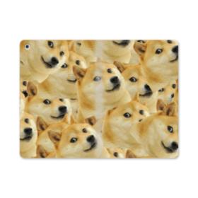 Doge meme seamless iPad mini (2019) Folio Case