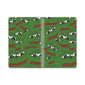 Sad Pepe frog seamless iPad mini (2019) Folio Case