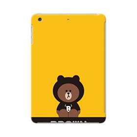 Line Friends Brown Give You Luck iPad mini 3/2/1 Case