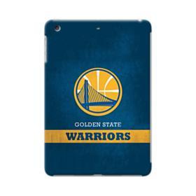 Golden State Warriors Team Logo Grunge iPad mini 3/2/1 Case
