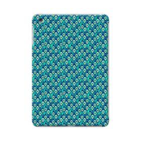 Green Peacock iPad mini 3/2/1 Case