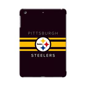 Pittsburgh Steelers Team Logo Banners iPad mini 3/2/1 Case