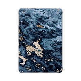 Navy Blue Sarrancolin Marble iPad mini 3/2/1 Case