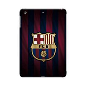 FC Barcelona Logo Fabric iPad mini 3/2/1 Case