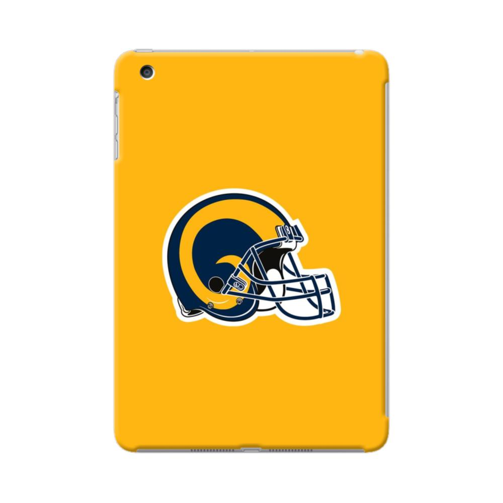 Los Angeles Rams Team Helmet Logo iPad mini 4 Case
