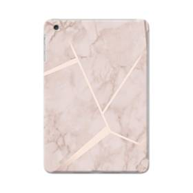 Fractal Geometric Marble iPad mini 4 Case