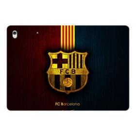 FC Barcelona Logo Grunge iPad Pro 10.5 (2017) Folio Case