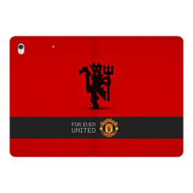Manchester United Team Logo Red Devil Banner iPad Pro 10.5 (2017) Folio Case