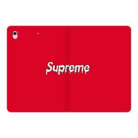 Supreme Logo Melting iPad Pro 10.5 (2017) Folio Case