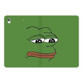 Sad Pepe frog iPad Pro 10.5 (2017) Folio Case