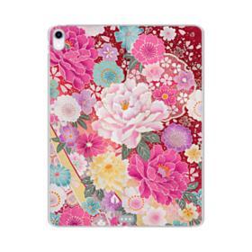 Sakura Vintage iPad Pro 11.0 (2018) Clear Case