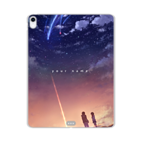 Your Name Anime iPad Pro 11.0 (2018) Clear Case