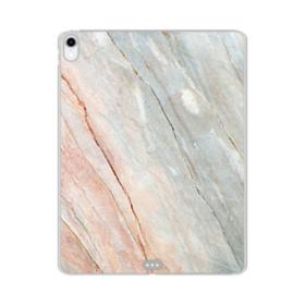 Pink marble iPad Pro 11.0 (2018) Clear Case