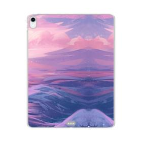 Sunset Sky iPad Pro 11.0 (2018) Clear Case